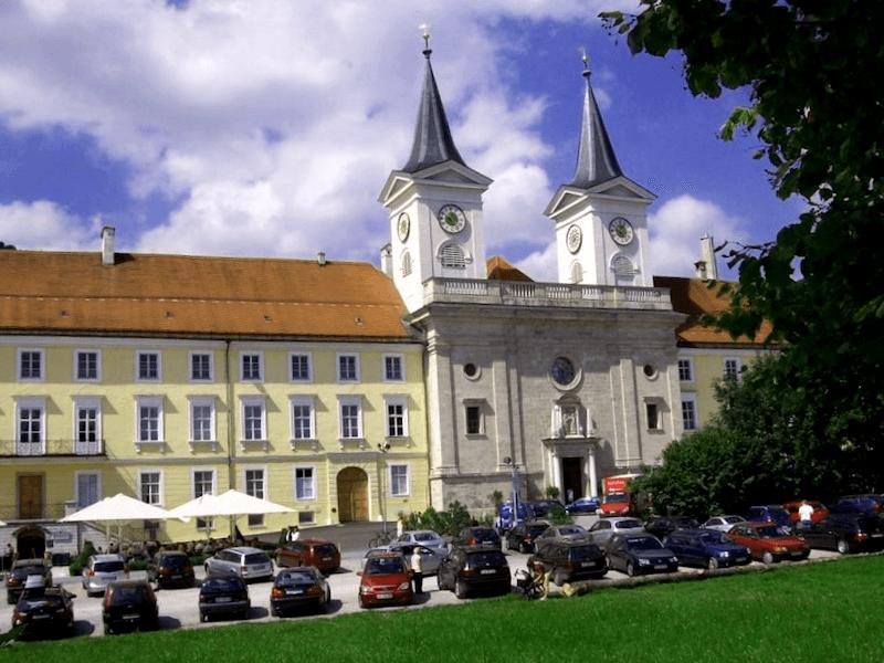 Abadia de Tegernsee que descubrir