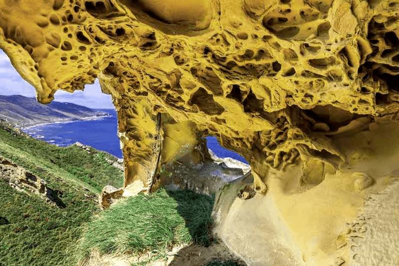 Visitar España y descubrir de Acantilados de Jaizkibel