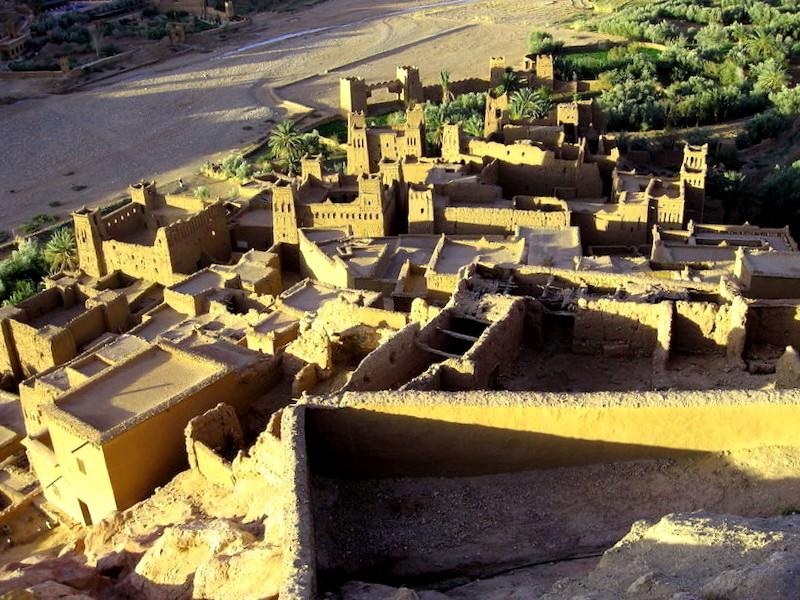 Visitar Marruecos y descubrir de Ait Benhaddu