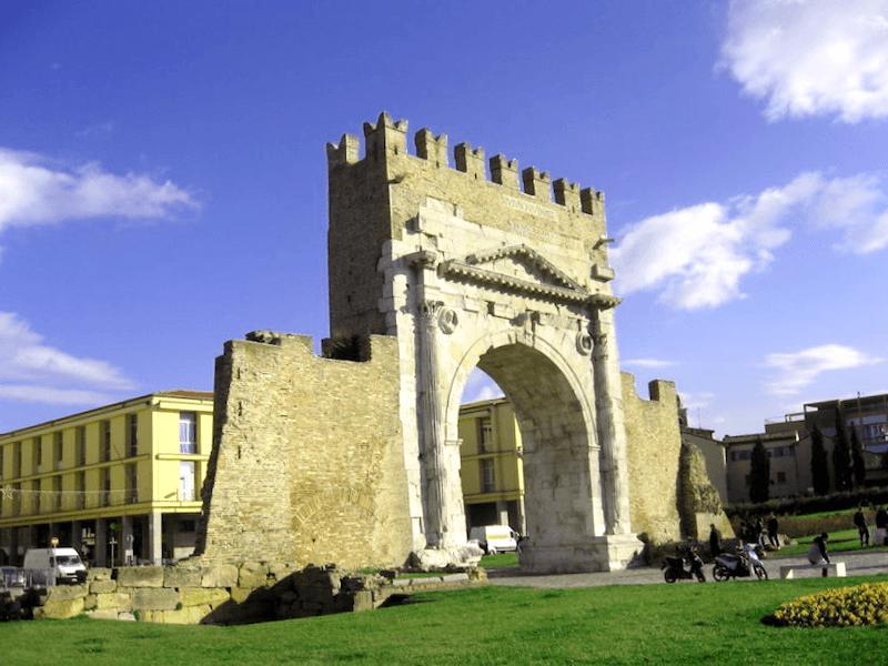 Que ver en Arco de Augusto
