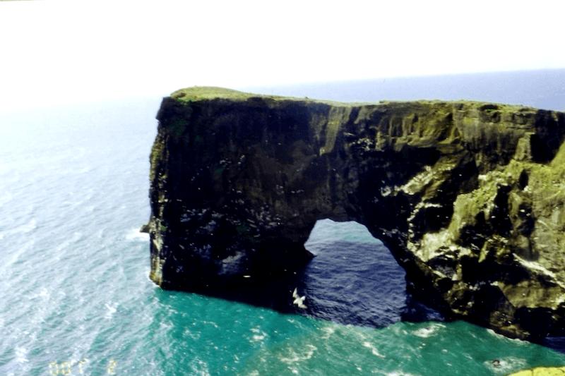 Arco de Dyrholaey que visitar