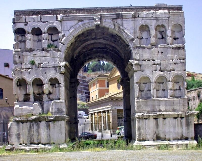 Arco de Jano que ver