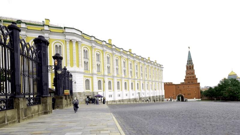 Armeria del Kremlin que ver