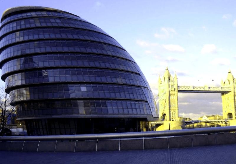 Que descubrir en Ayuntamiento de Londres