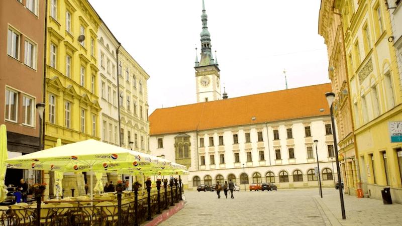 Visitar Republica checa y maravillarse de Ayuntamiento de Olomouc