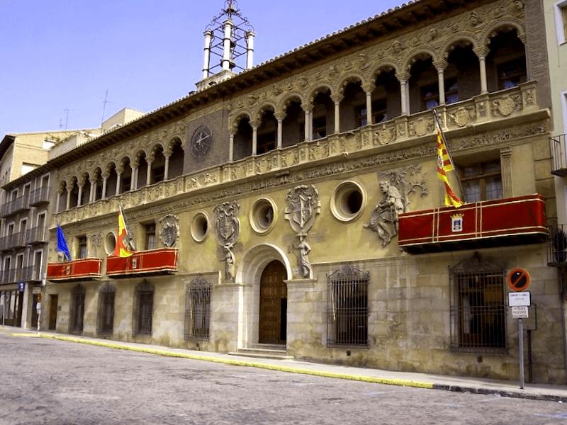 Que ver en Ayuntamiento de Tarazona