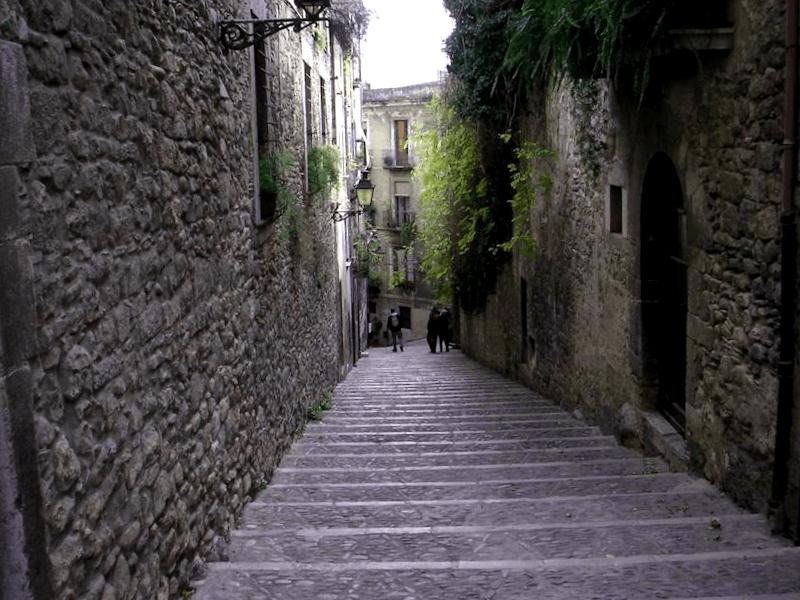 Ver España y descubrir de Barrio Call de Girona