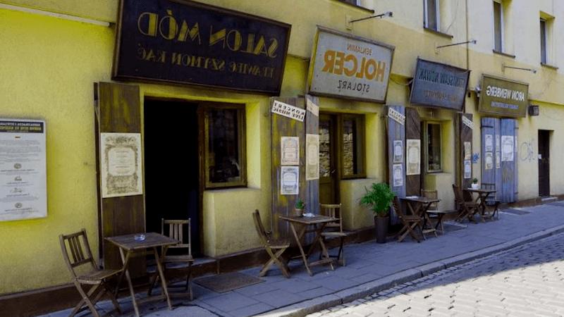 Barrio judio Kazimierz que descubrir