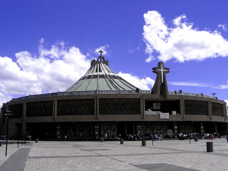 Que visitar en Basilica de Guadalupe