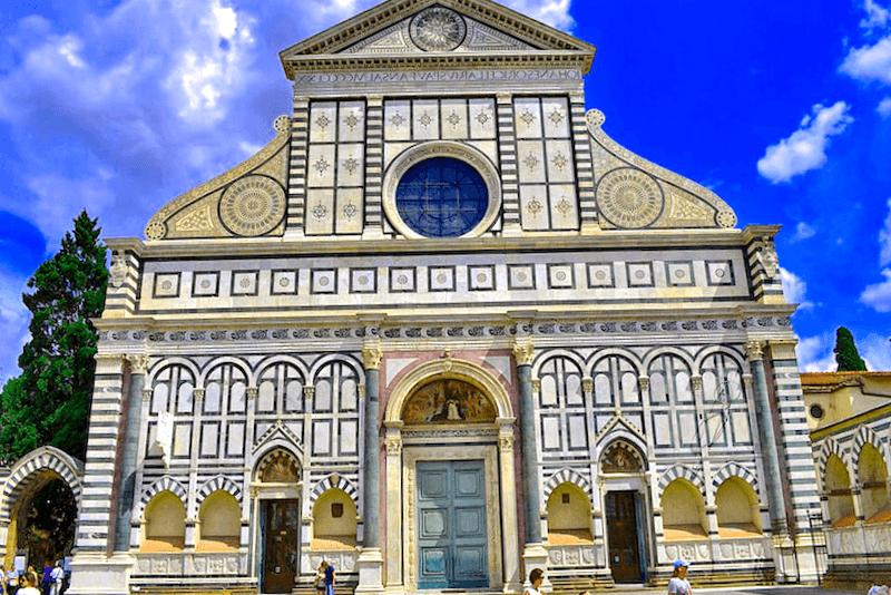 Basilica de Santa Maria Novella que ver