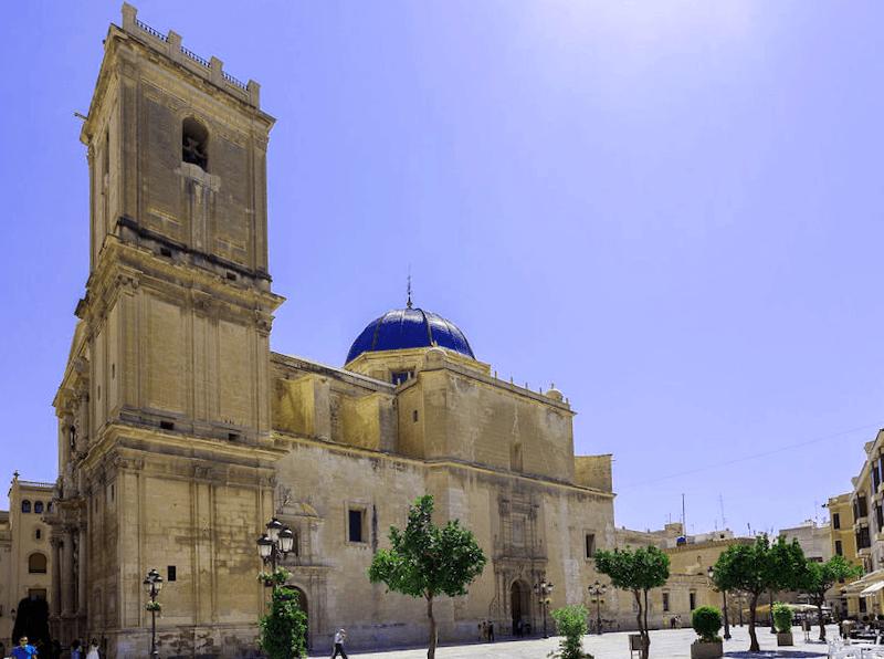Conocer Basilica de Santa Maria