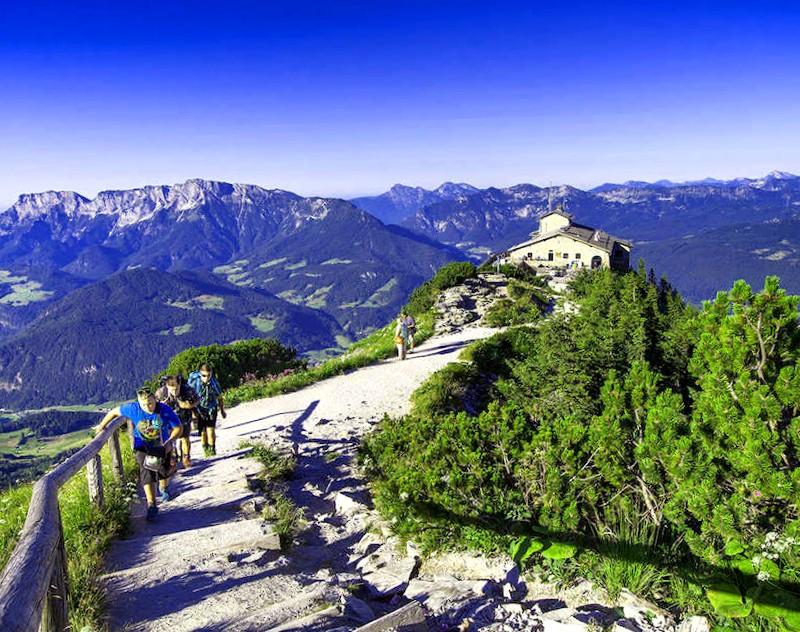 Visitar Alemania y descubrir de Berchtesgadener Land