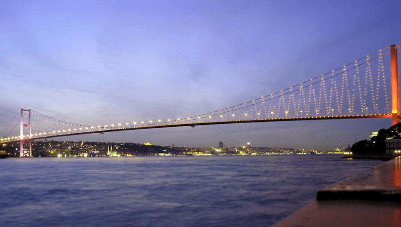 Que ver en Bogazici Bridge