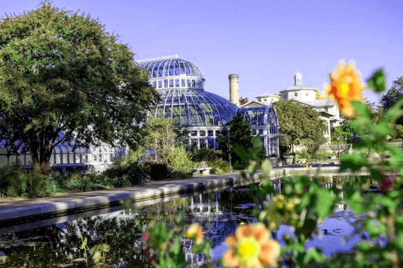 Brooklyn Botanic Garden que debemos ver