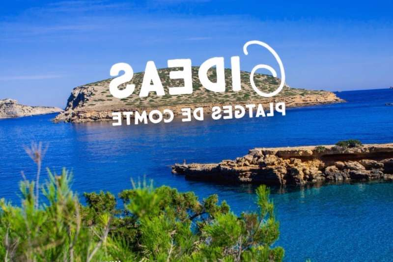 Visitar España y maravillarse de Calas de Ses Comtes