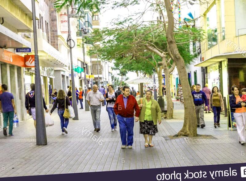 Ver España y descubrir de Calle Leon y Castilla de Arrecife