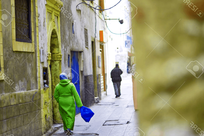 Que ver en Calle de Essaouira