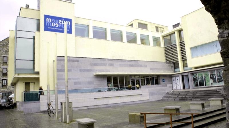 Visitar Irlanda y descubrir de Calway City Museum