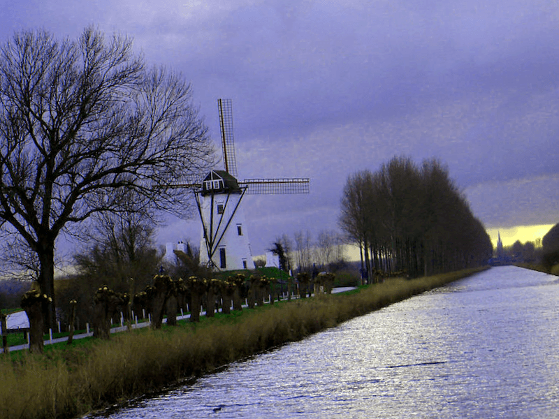 Que ver en Canal de Damme