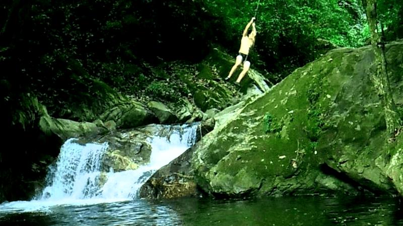 Ver Colombia y descubrir de Cascadas de Minca