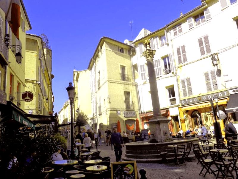 Visitar Casco anntiguo de Aix-en-Provence