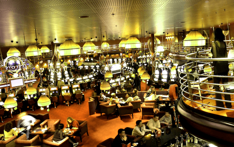 Visitar Suiza y maravillarse de Casino de Montreux