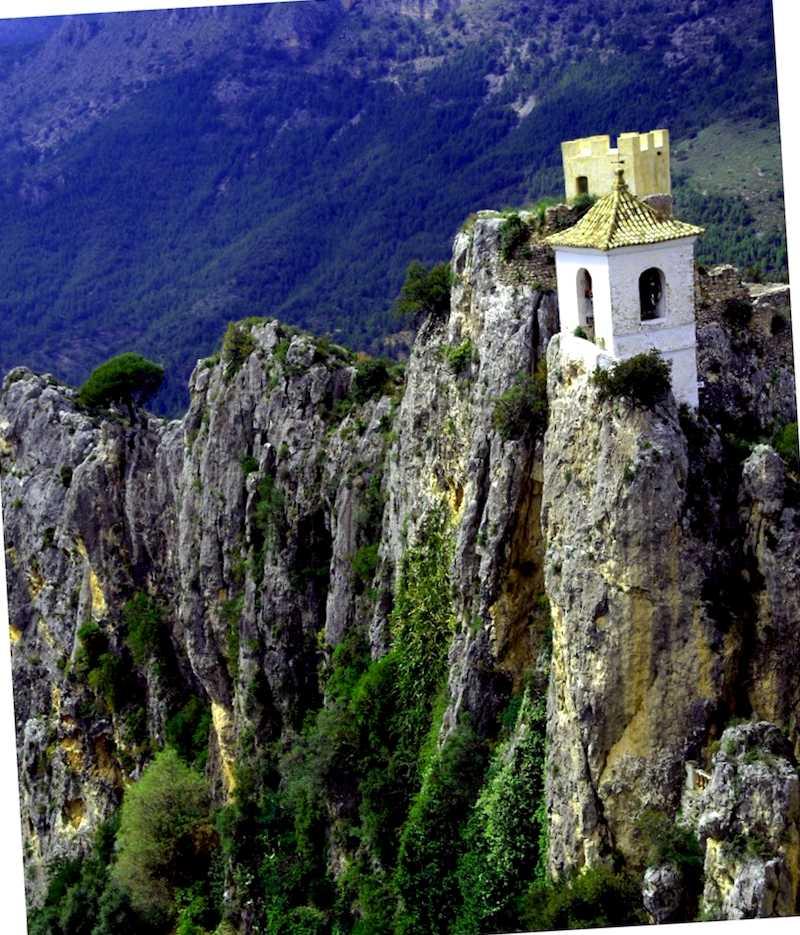 Castell de guadalest que descubrir