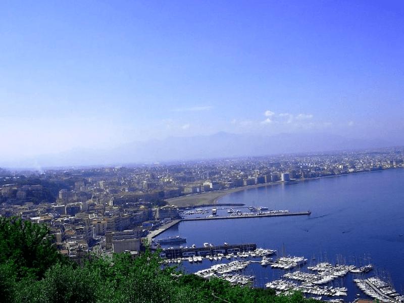 Conocer Italia y maravillarse de Castellammare di Stabia