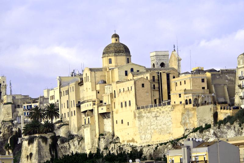 Visitar Castello di Cagliari