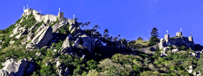 Castelo dos Mouros que ver
