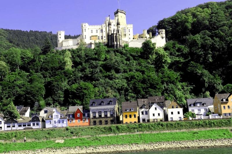 Que descubrir en Castillo Stolzenfels