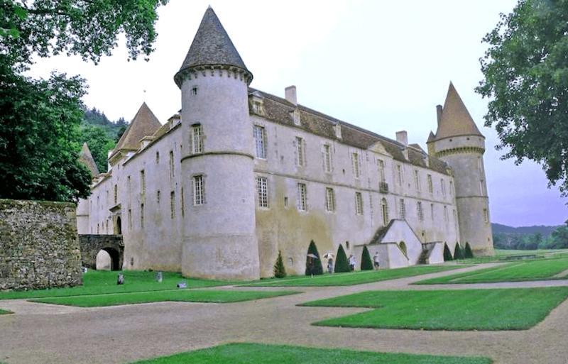 Que visitar en Castillo de Bazoches