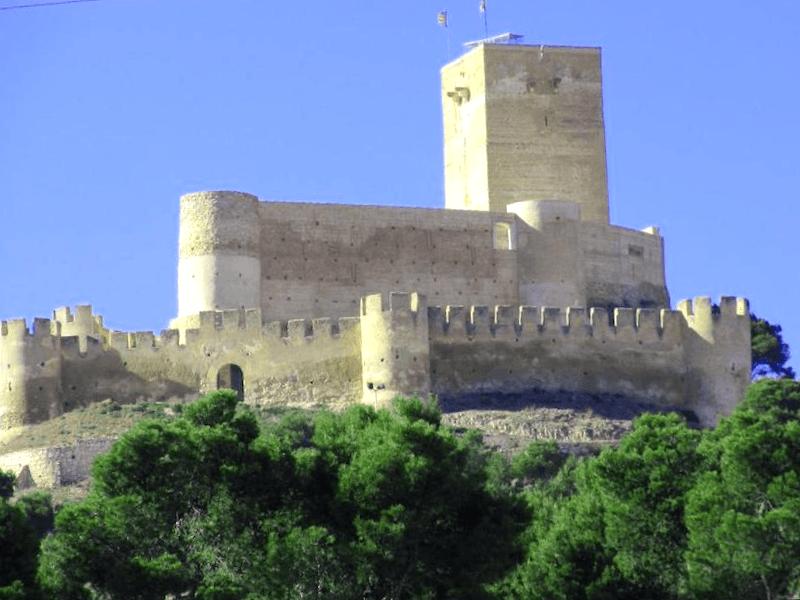 Castillo de Biar que debemos ver
