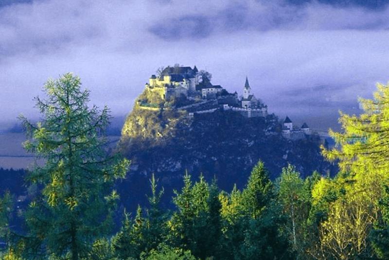 Ver Austria y maravillarse de Castillo de Hochosterwitz
