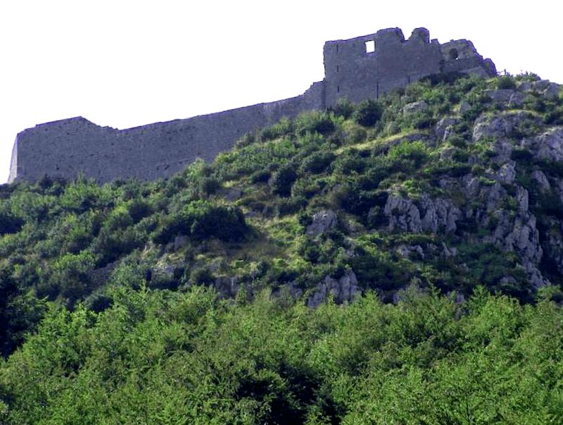 Ver Francia y maravillarse de Castillo de Montsegur