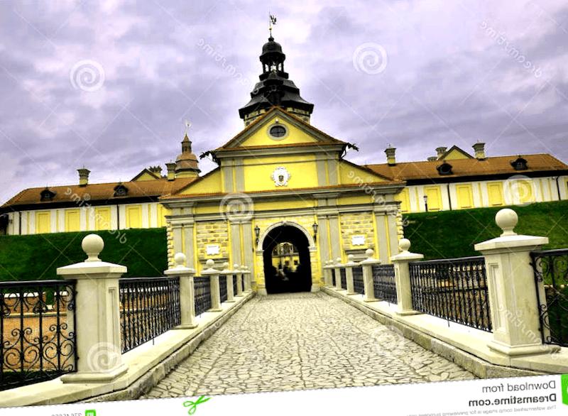 Visitar Bielorrusia y descubrir de Castillo de Nesvizh
