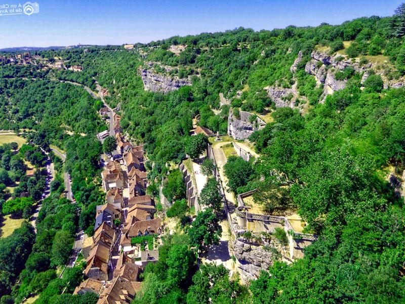 Que ver en Castillo de Rocamadour