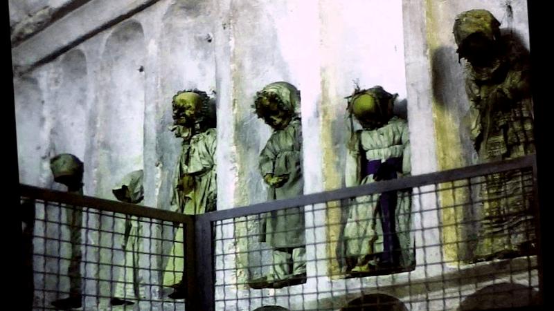 Conocer Italia y descubrir de Catacumba de los Capuchinos