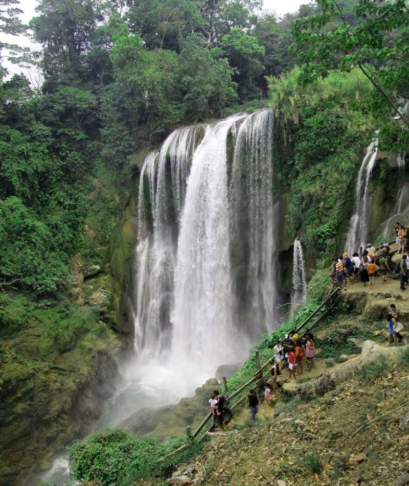 Cataratas de Pulhapanzak que ver