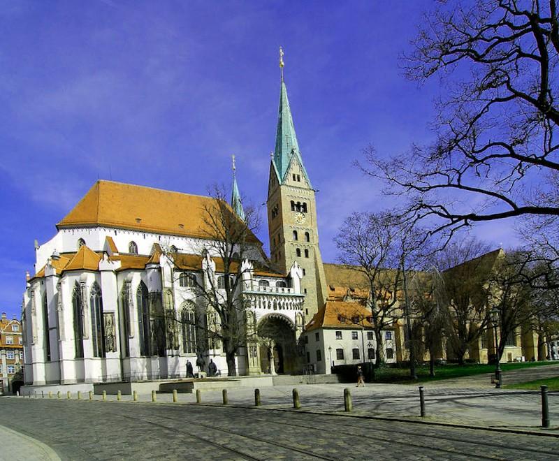 Visitar Catedral de Ausburgo