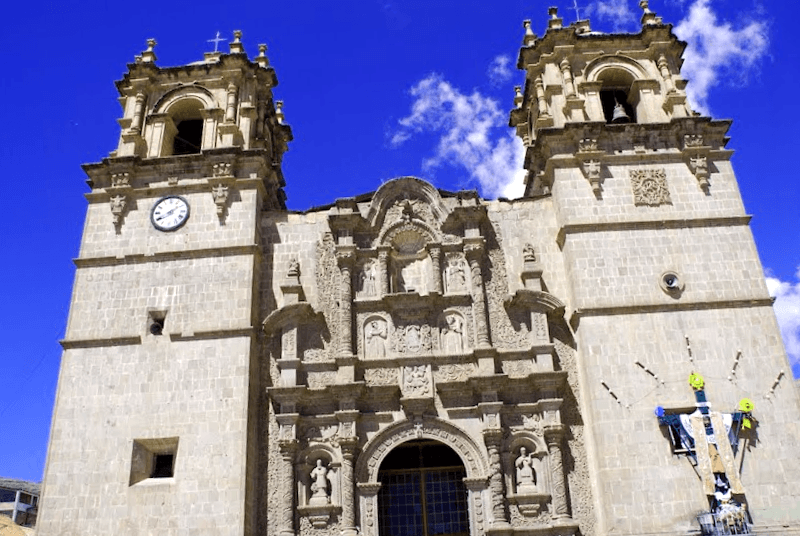 Catedral de Puno que debemos ver