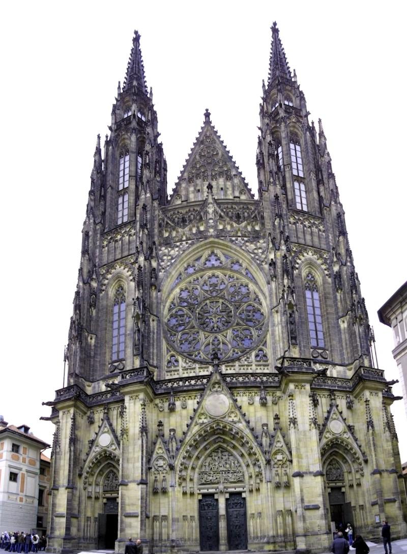 Visitar Republica checa y descubrir de Catedral de San Vito