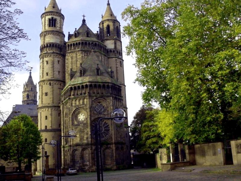 Conocer Catedral de Worms