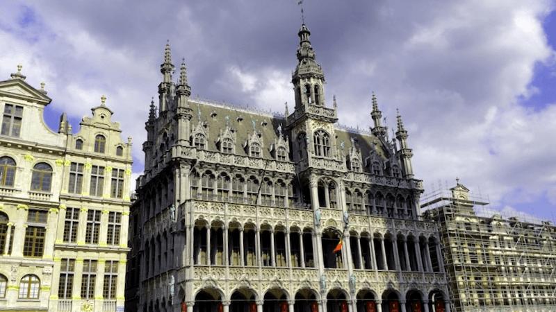 Conocer Catedral de la ciudad de Bruselas