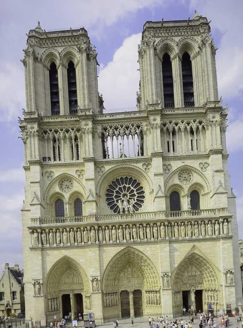 Catedreal de Notre-Dame que ver