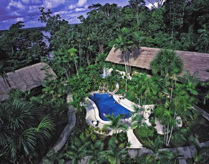 Ceiba Tops que visitar