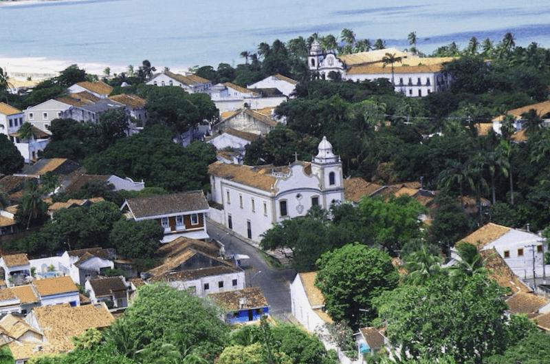 Centro Historico de Olinda que debemos ver