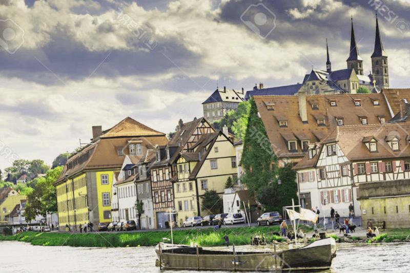 Conocer Alemania y maravillarse de Centro historico de Bamberg