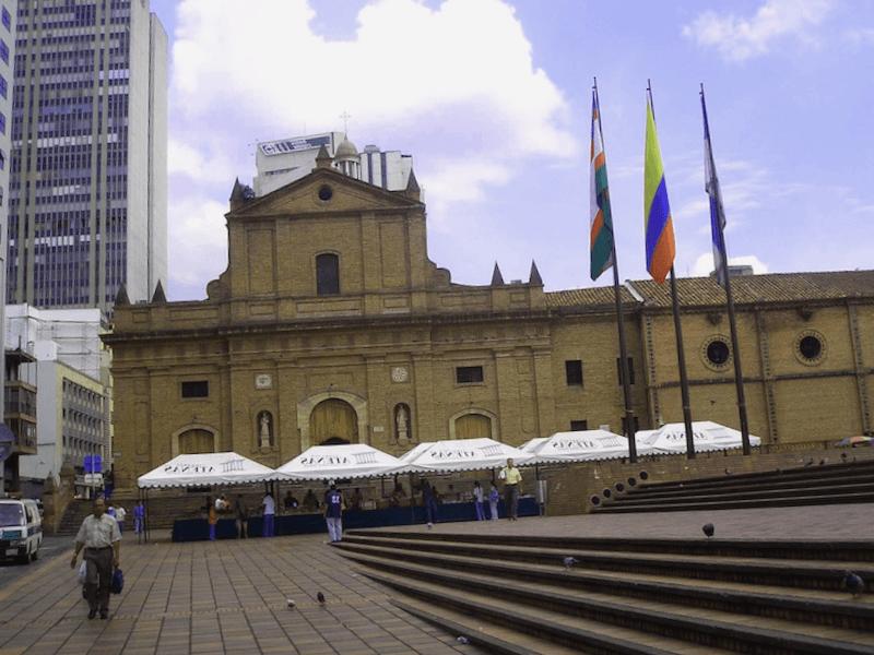 Conocer Colombia y maravillarse de Centro historico de Cali
