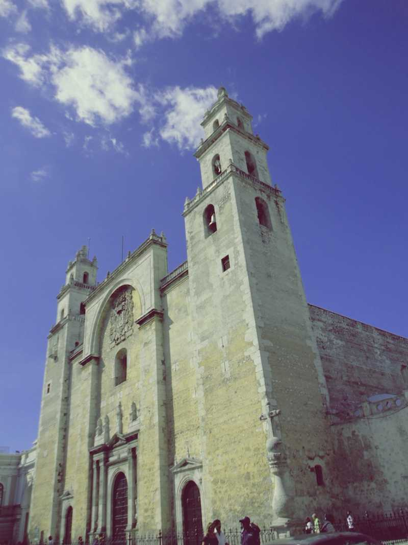 Conocer Centro historico de Merida